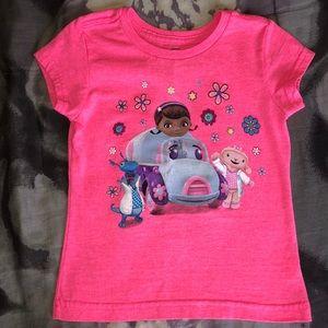 Disney store Doc McStuffins short sleeve T-shirt